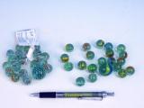 Kuličky skleněné 16mm 20+1