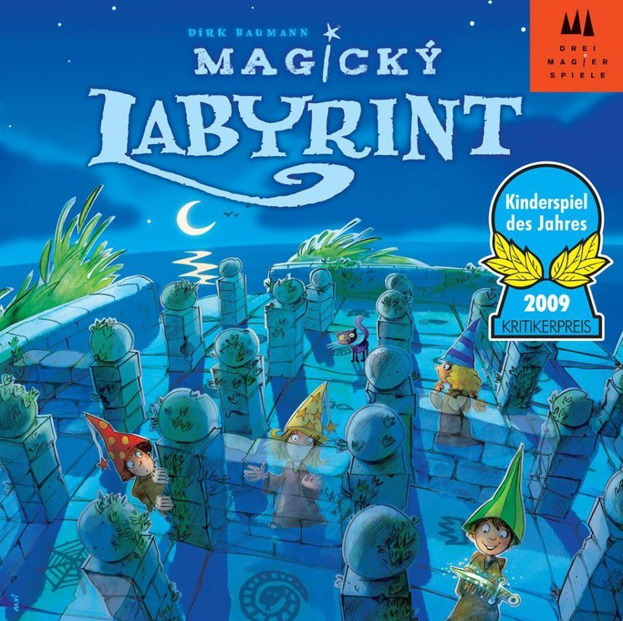 ADC Blackfire Magický Labyrint