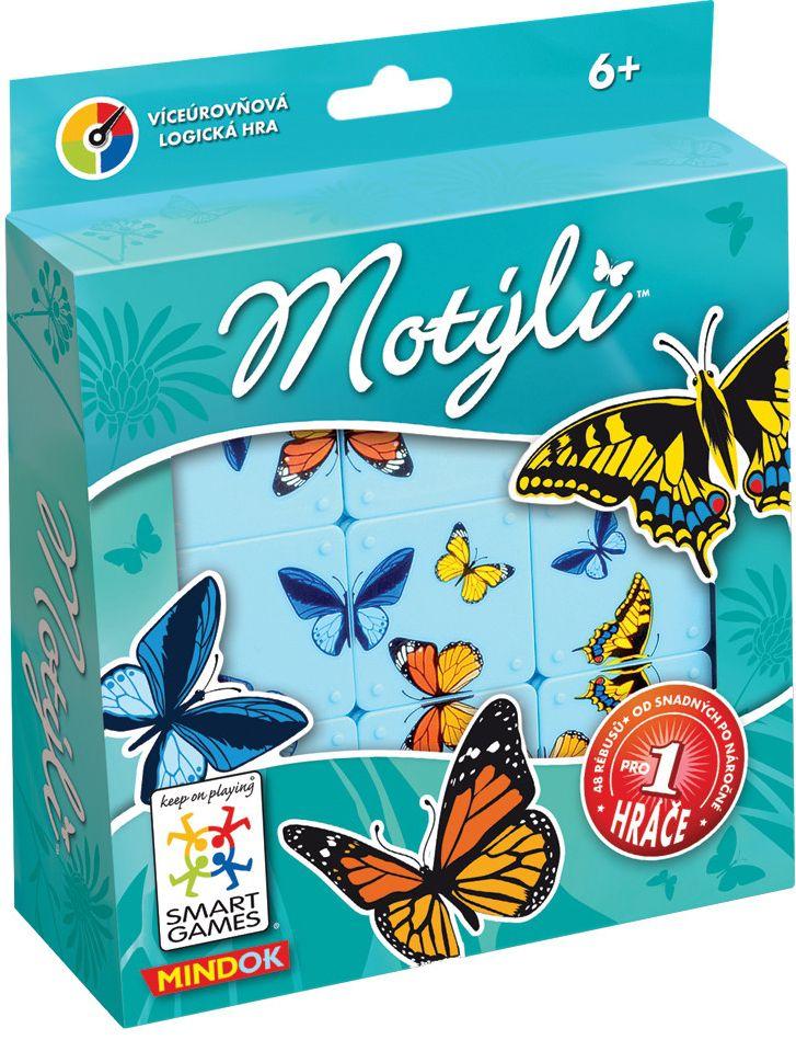 Motýli SMART games
