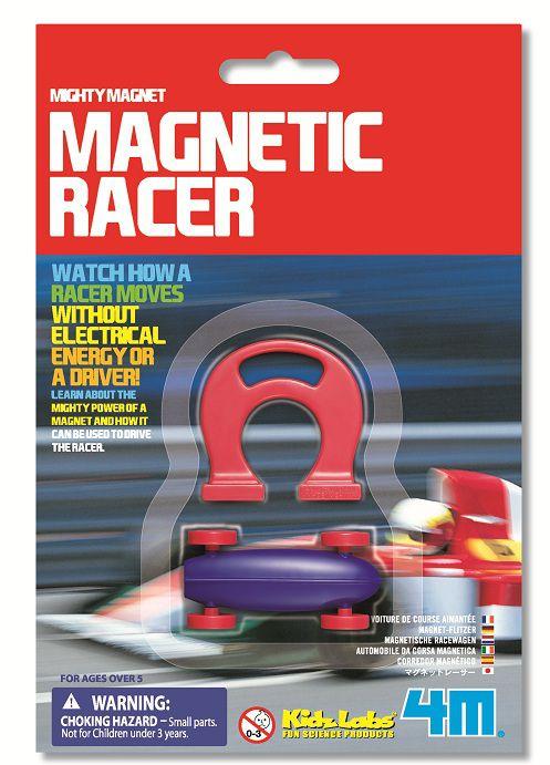 Magnetický závodní vůz