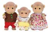 Sylvanian Families - Rodina - opičky