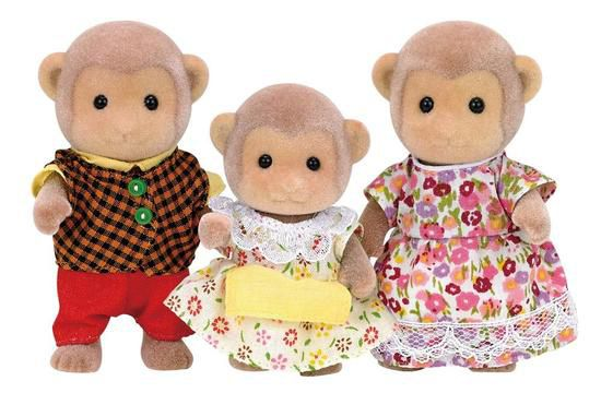 Rodina - opičky