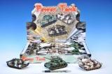 Tank kov 12cm 3druhy