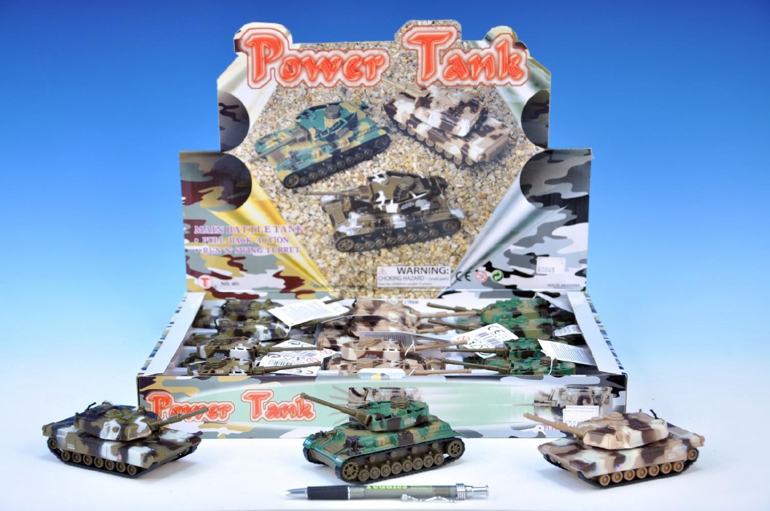Tank kov