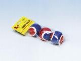 Zvětšit fotografii - Tenisové míčky mini 4cm 3ks