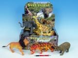 Zvířátka safari 23-30cm