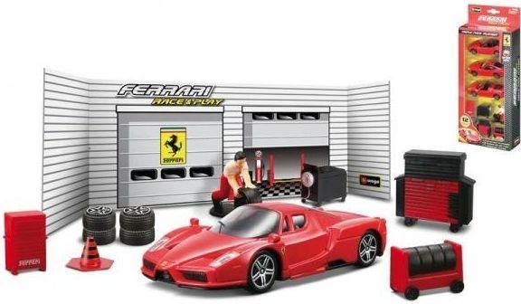 Ferrari 3 ks s doplňky