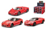 Auto Bburago 7cm kov 1:64 Ferrari Race and Play