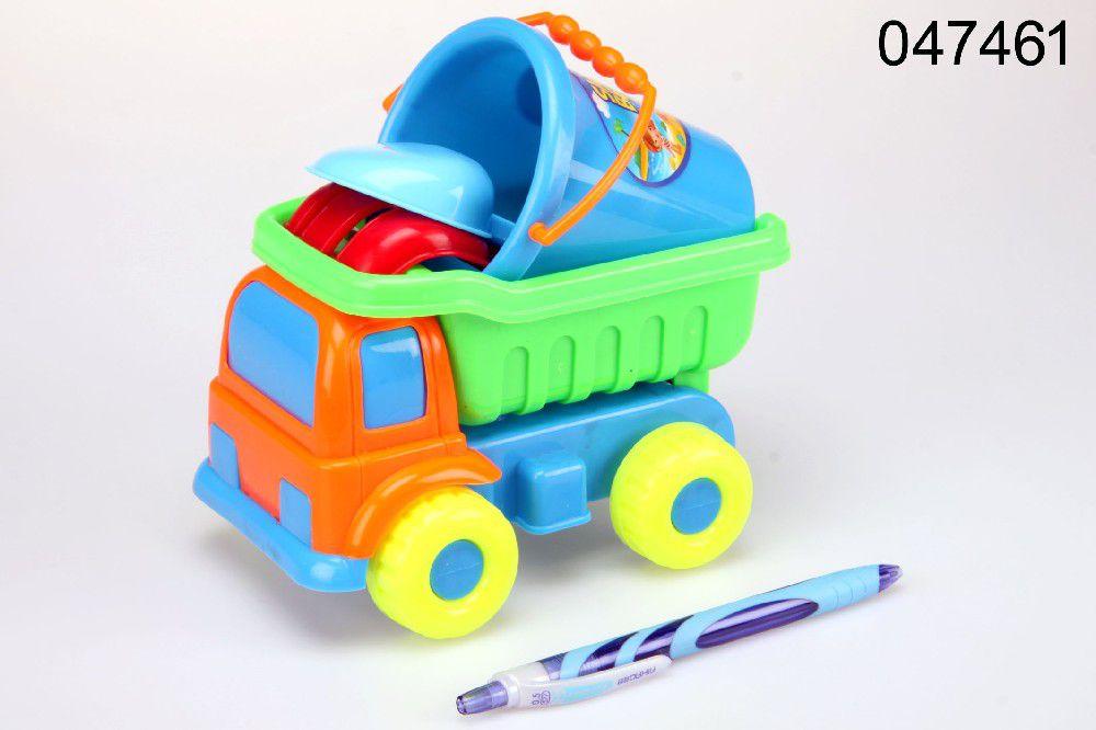 Auto na písek mini s příslušenstvím
