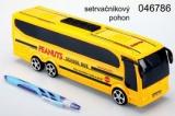 Autobus plast Peanuts na setrvačník