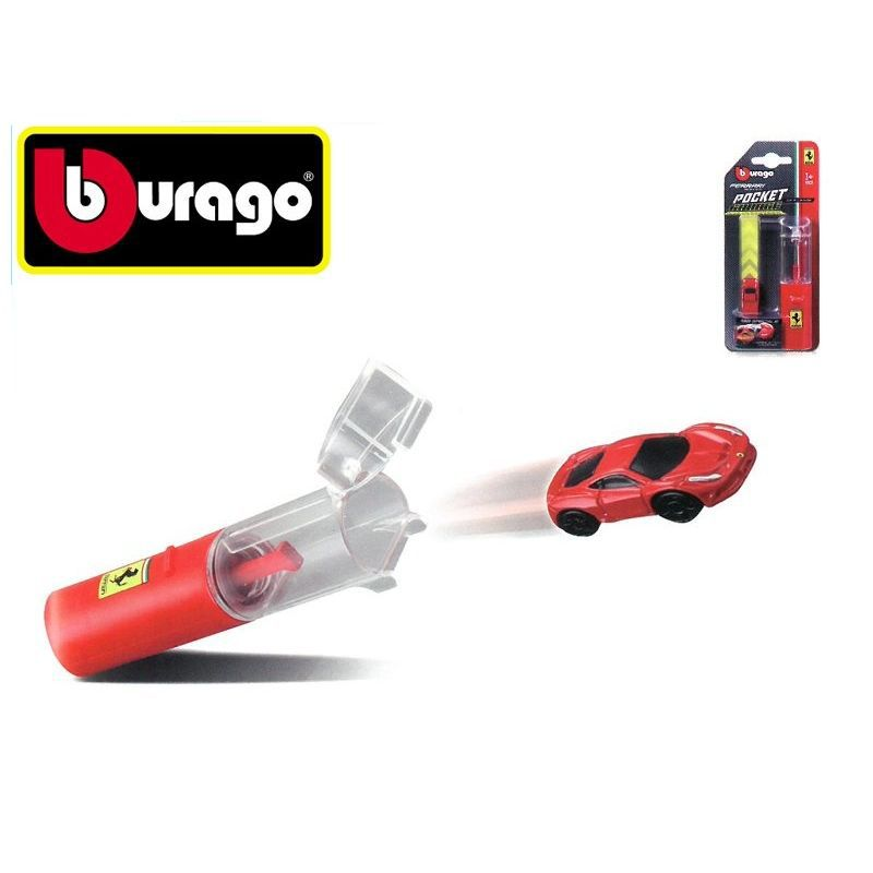 Bburago Ferrari Pocket Garrage Mikro Trading