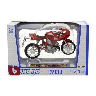 Motocykl Ducati MH900E