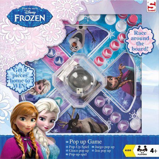 Hra Froze POP UP