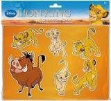 Disney Lví král kreslící šablony