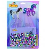 Korálkový set-kouzený koník