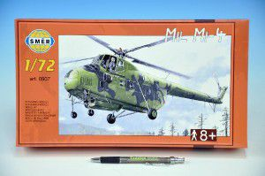 Model Směr-vrtulník Mil Mi-4