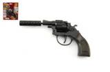 Pistole na kapsle 12cm 8ran