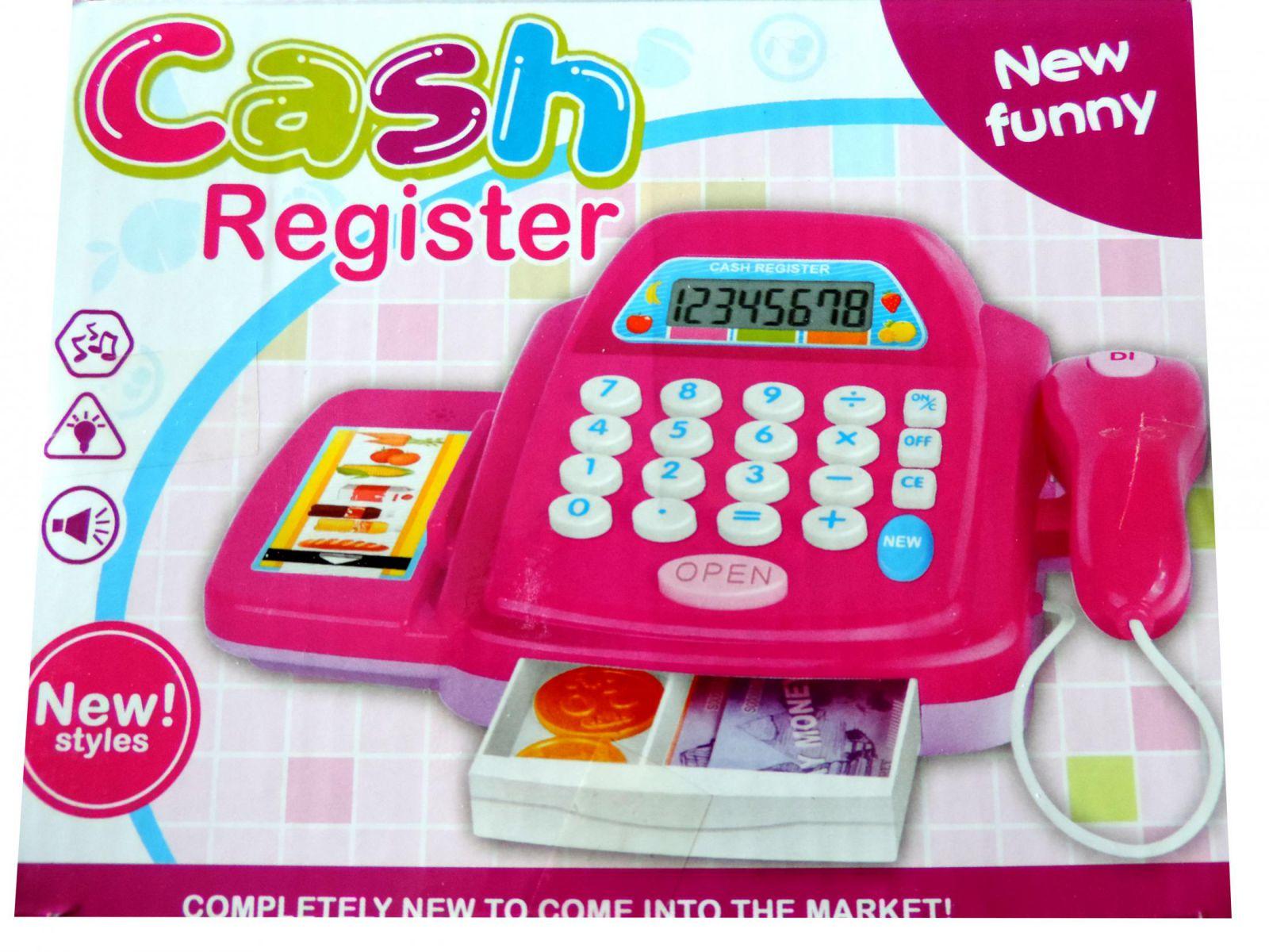 Pokladna registrační