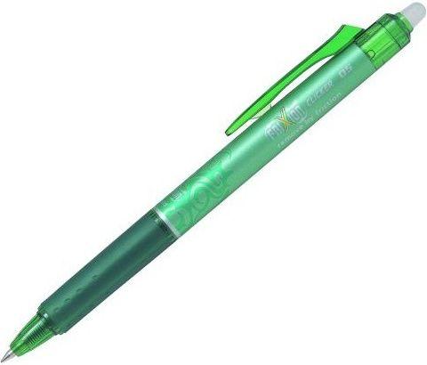 Přepisovatelný roller Pilot Frixion Clicker zelená