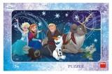 Puzzle Frozen 15 dílků
