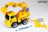 Rozebírací Truck Auto bagr