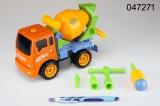 Rozebírací Truck Auto míchačka