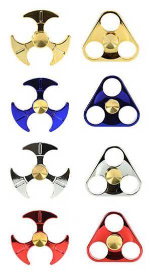 Spinner kov 8 druhů