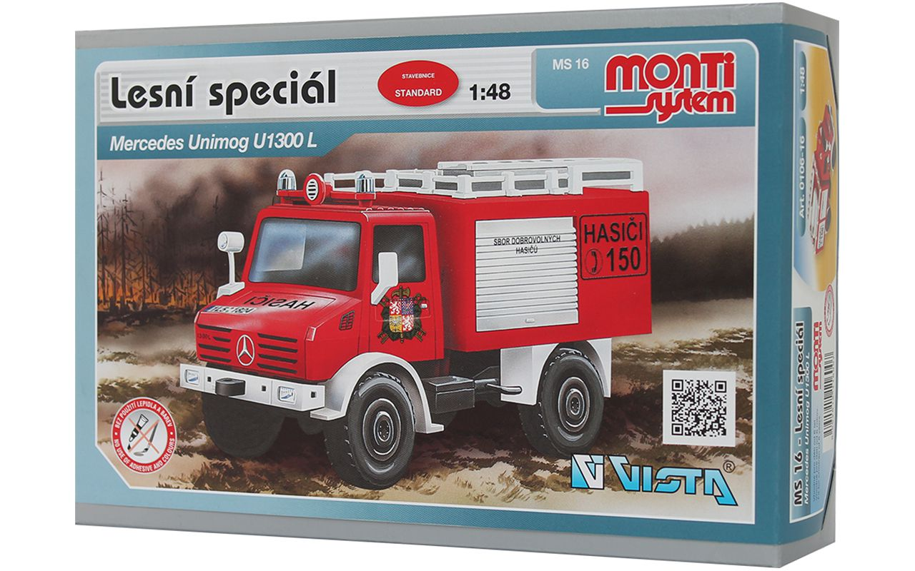 Monti 016 Fire Brigade