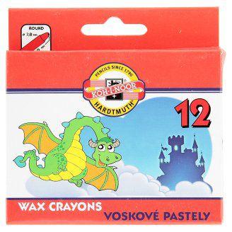 Voskovky 12 ks