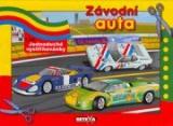 Vystřihovánky Závodní auta
