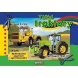 Vystřihovánky Těžké traktory
