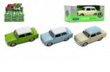 Auto Welly Trabant 1:60 kov 7cm