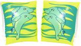 Rukávky 23x15 delfín 3-6 let