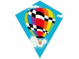 Drak nylon Balón 70x60cm