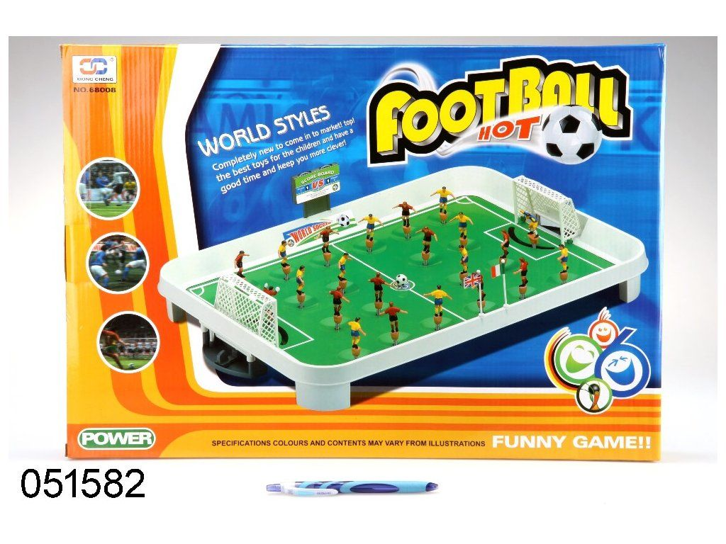 Fotbal cvrnkací