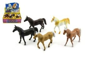 Kůň plastový