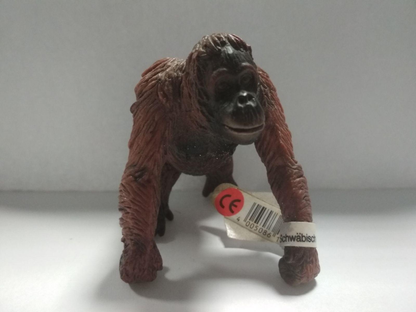 Schleich Zvířátko-orangutanka