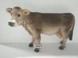 Zvířátko-švýcarská kráva hnědá