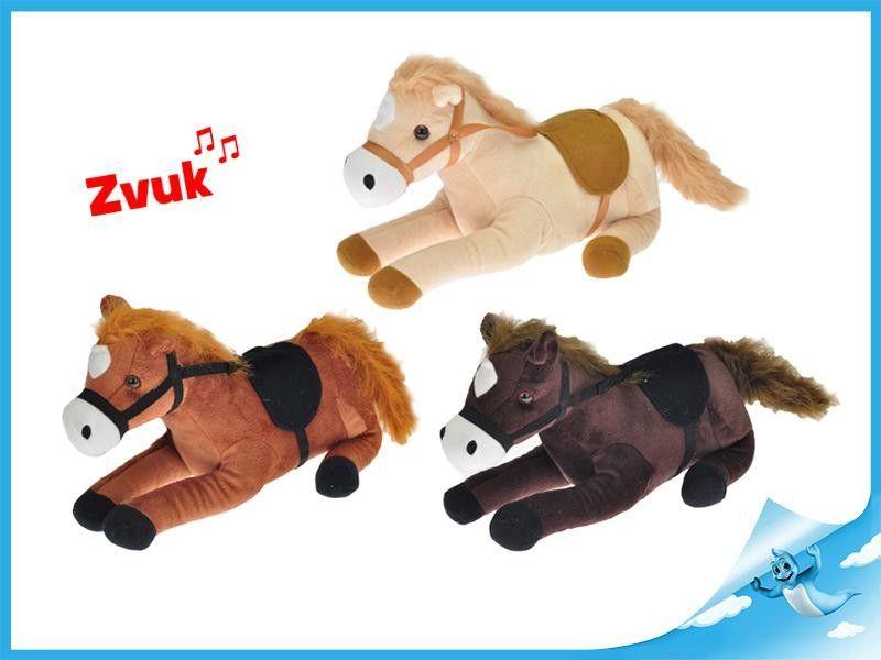 Kůň se zvuky