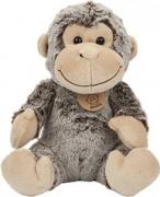 Opice s kartou původu 20 cm