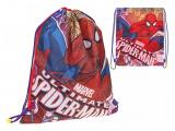 Sáček na přezůvky 41x33cm Spiderman