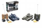 Tank RC 2ks 36cm+dobíjecí pack