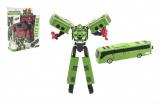 Transformer autobus/robot plast
