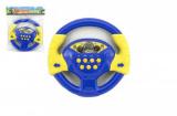 Volant modrý plast 20cm na baterie