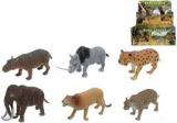 Zvířátka pravěká 15,5 cm 6 druhů
