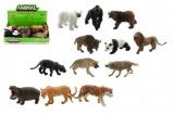 Zvířátko safari ZOO plast 10cm