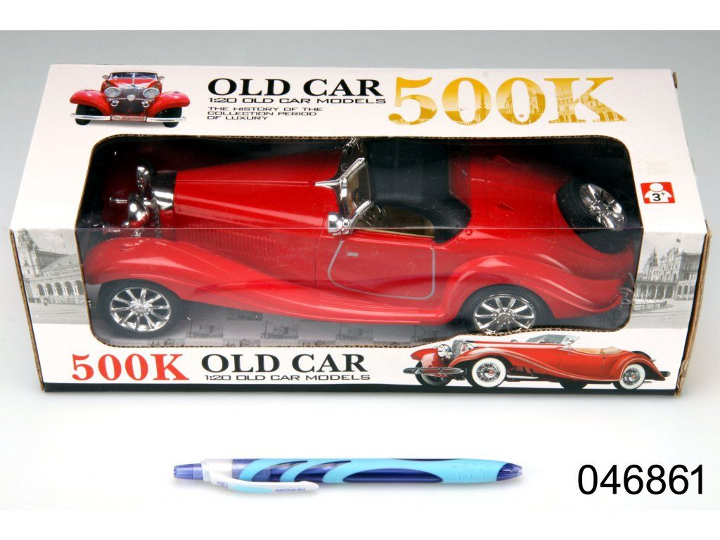 Auto 500K