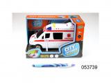 Auto City defender Ambulance