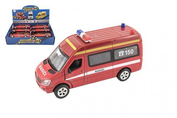 Auto hasiči