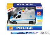 Auto policie dodávka
